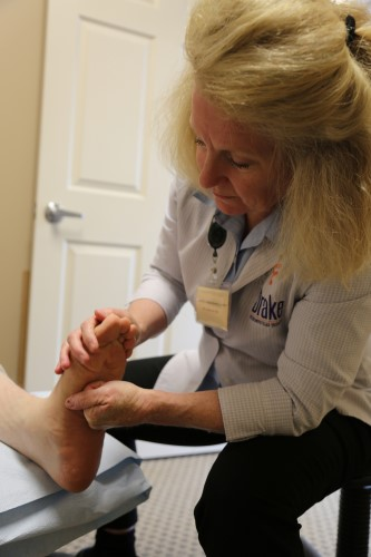 Treatment for plantar fascitis