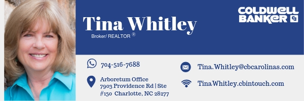 Tina Whitley - Coldwell Banker Realty/Arboretum Office