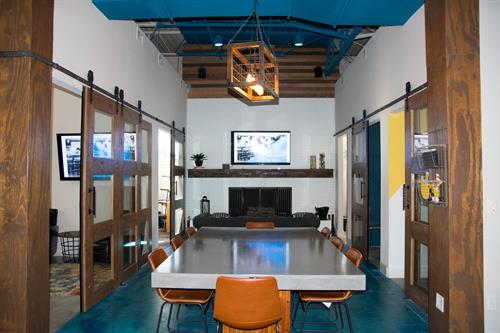 Communal Co-Working Space - Monthly Memberships Available - www.nexuscoworkspace.com for membership packages