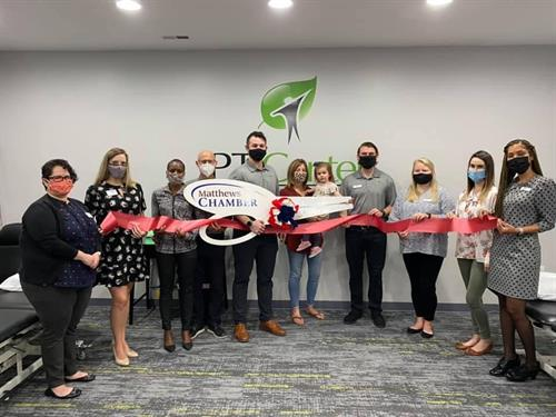 Thank you to the Matthews Chamber of Commerce for partnering with us to host a Grand Re-Opening for our newly renovated office space! We are so excited to continue serving the Matthews community in this lovely new space!