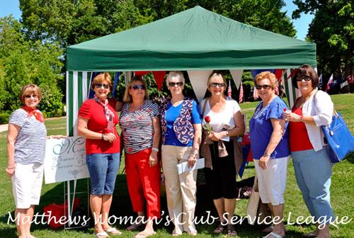 MWCSL members attend Memorial Day Service