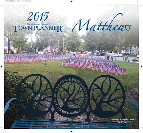 2015 Matthews Calendar 28105
