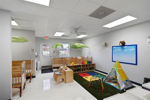 Infant 2 classroom
