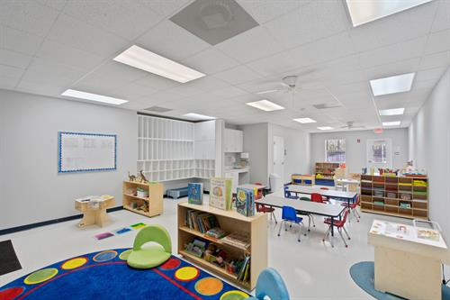 Pre-K 2 Classroom