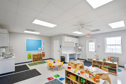 Young Toddlers classroom