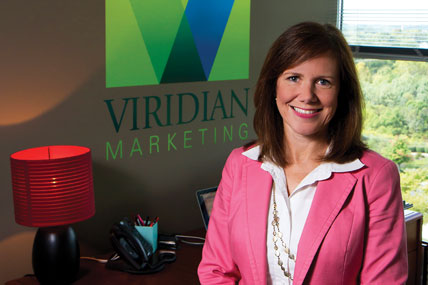 Tamera Green, founder and president Viridian Marketing