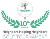 Neighbors Helping Neighbors Golf Tournament