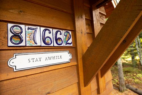 Come and stay awhile! YEAR-ROUND RESERVATIONS — Available in every season, 7 days a week, 365 days a year!
