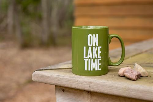 "When you're in vacationing in Bayfield, you'll be ""on lake time."""