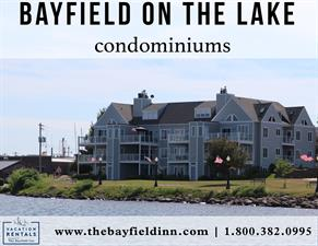 Bayfield on the Lake #301