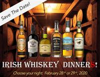 6th Annual Liquor Tasting Dinner at The Bayfield Inn