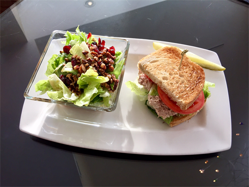 Light Lunch Combo