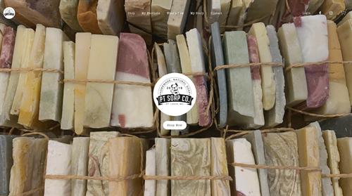 PT Soap Co. online store