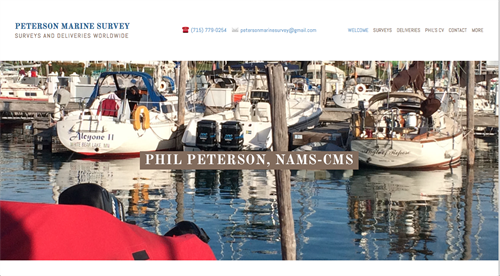 Peterson Marine Survey