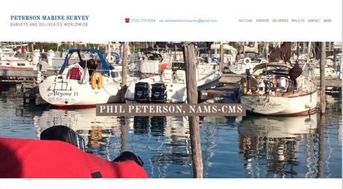 Peterson Marine Survey