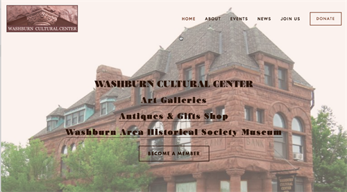 Washburn Cultural Center