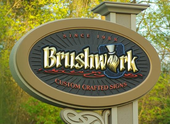 Brushwork Signs