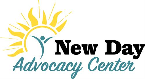 Logo design for New Day Advocacy Center
