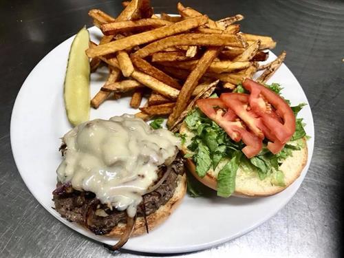 specialty burger
