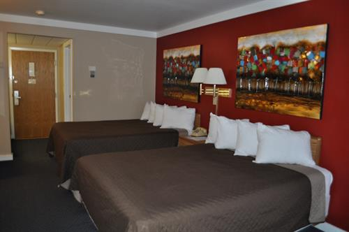 Recently Renovated Rooms, Great Location, Great Value