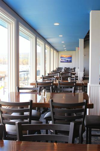 Portside Bar + Restaurant in Bayfield, WI