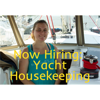 Yacht Housekeeping - Join our Superior Crew!