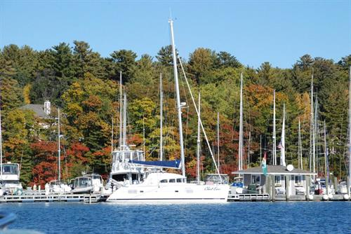 We have sailboats and catamarans in our fleet... Come take a look!