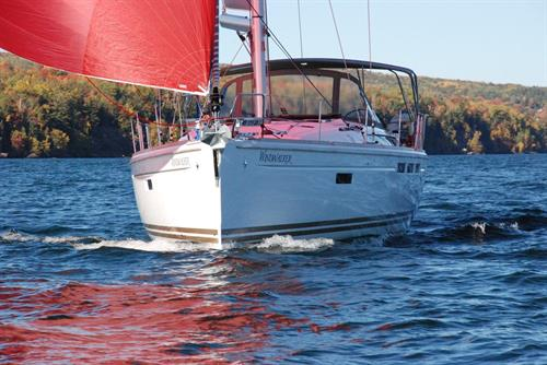 We're Jeanneau sailboat specialists. Ask us about our many boat programs, and become an owner today!
