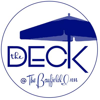 The Deck at the Bayfield Inn