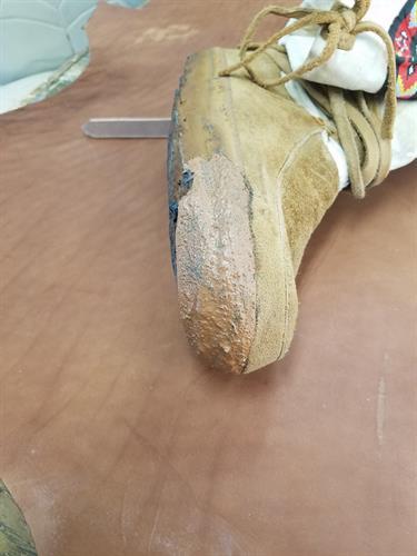 Mukluk Repair