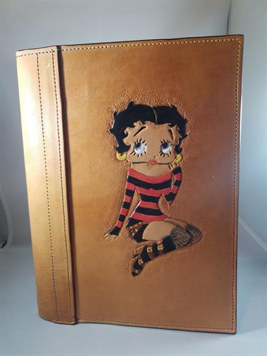 Betty Boop Note Book