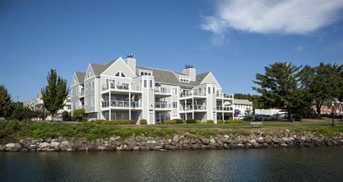 Located Right On The Water!