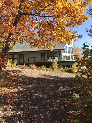 Fall Colors at Artesian House