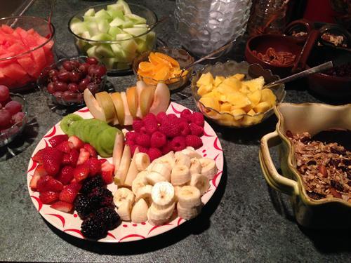 Breakfast Fruit Plus
