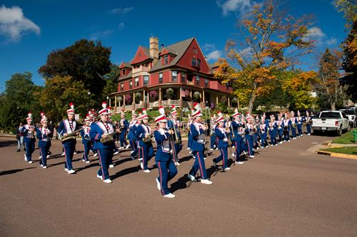 Bayfield High School Marching Band