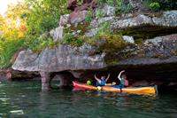 Apostle Islands Kayaking