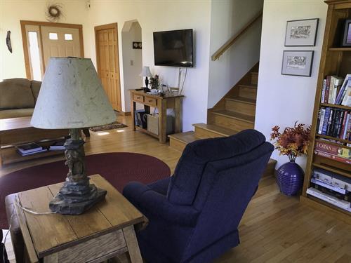 Living room 1st level