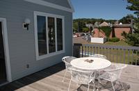 Lakeside Balcony