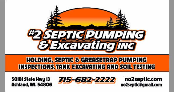 #2 Septic Pumping & Excavating Inc