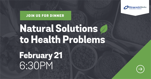 Natural Solutions To Health Problems Dr Kris Mcclusky