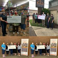 CB&L Receives $20,000 Grant to Benefit Local Charities