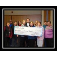 Anderson Hospital Auxiliary Presents Annual Donation
