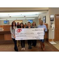 GCS EMPLOYEES DONATE $860 TO WITHOUT LIMITS DANCE COMPANY