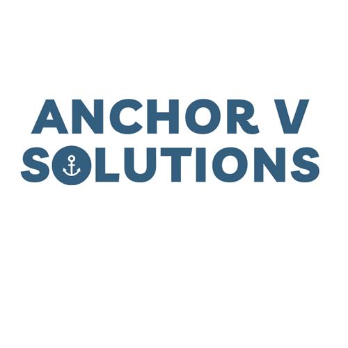 Anchor V Logo