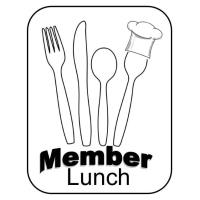 November 2019 Member Lunch - Rebranding to Re-energize