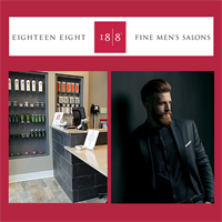 18|8 Fine Men's Salons of Lombard