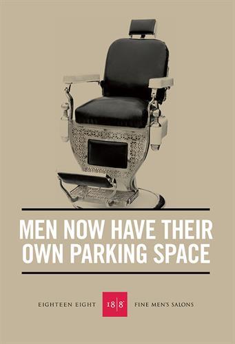 New Parking Spot