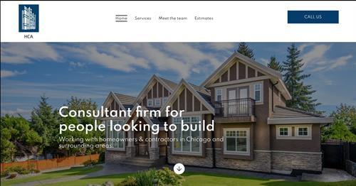 Home Construction Advisors website.