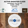Lunch & Learn: Active Shooter Class