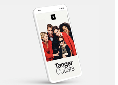 Tanger Outlets has an app!